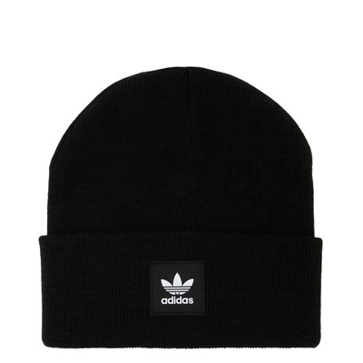 Main view of adidas Trefoil Cuff Beanie