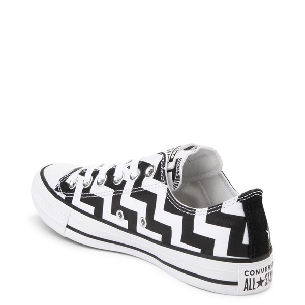 alternate image alternate view Womens Converse Chuck Taylor All Star Lo Glam Dunk SneakerALT2