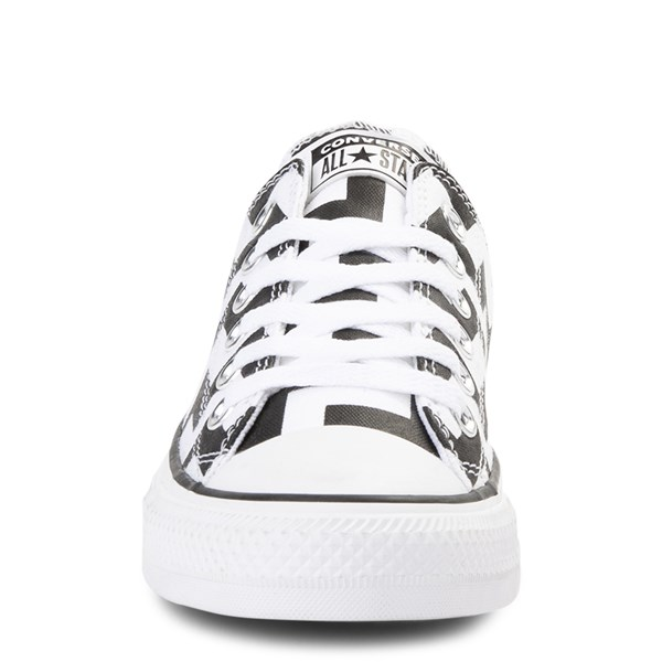 alternate image alternate view Womens Converse Chuck Taylor All Star Lo Glam Dunk SneakerALT4