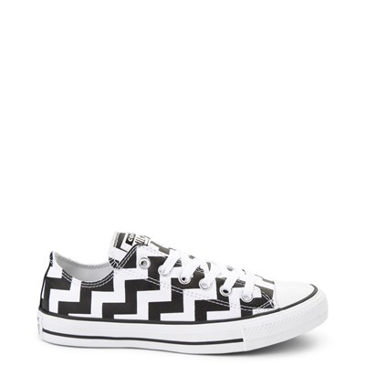 Main view of Womens Converse Chuck Taylor All Star Lo Glam Dunk Sneaker