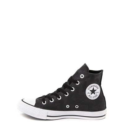Alternate view of Womens Converse Chuck Taylor All Star Hi Glam Dunk Sneaker