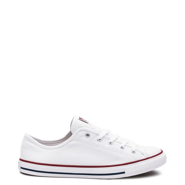 Main view of Womens Converse Chuck Taylor All Star Dainty Sneaker - White