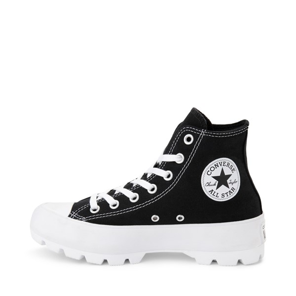 alternate image alternate view Womens Converse Chuck Taylor All Star Hi Lugged SneakerALT1