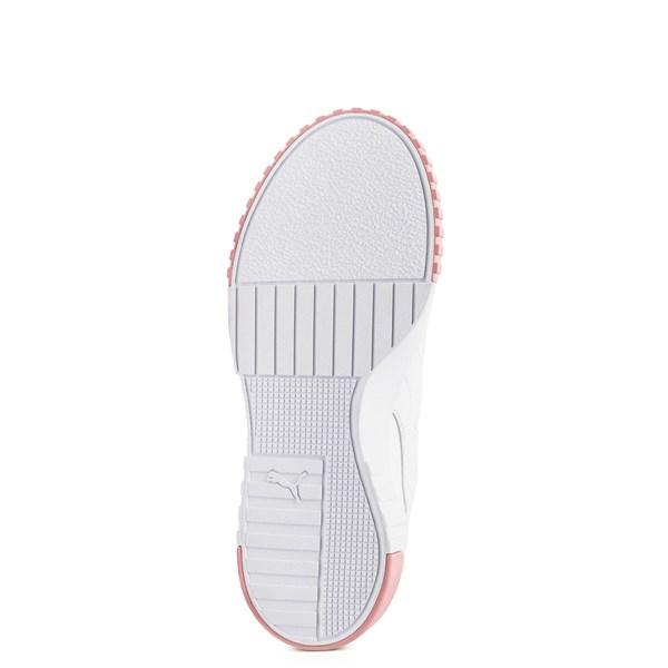 alternate image alternate view Womens Puma Cali Fashion Athletic Shoe - White / PinkALT5