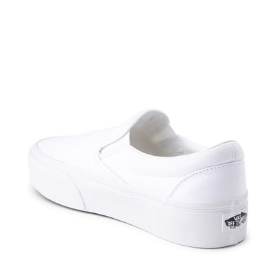 Alternate view of Vans Slip On Platform Skate Shoe