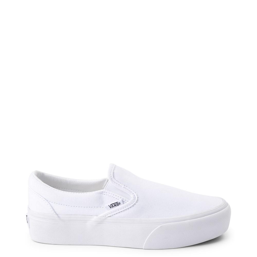 Vans Slip On Platform Skate Shoe