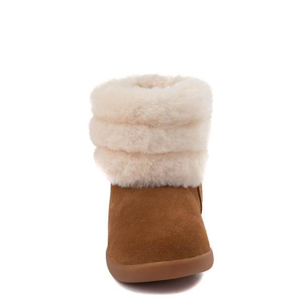 alternate image alternate view UGG® Classic Mini Fluff Boot - Toddler / Little KidALT4