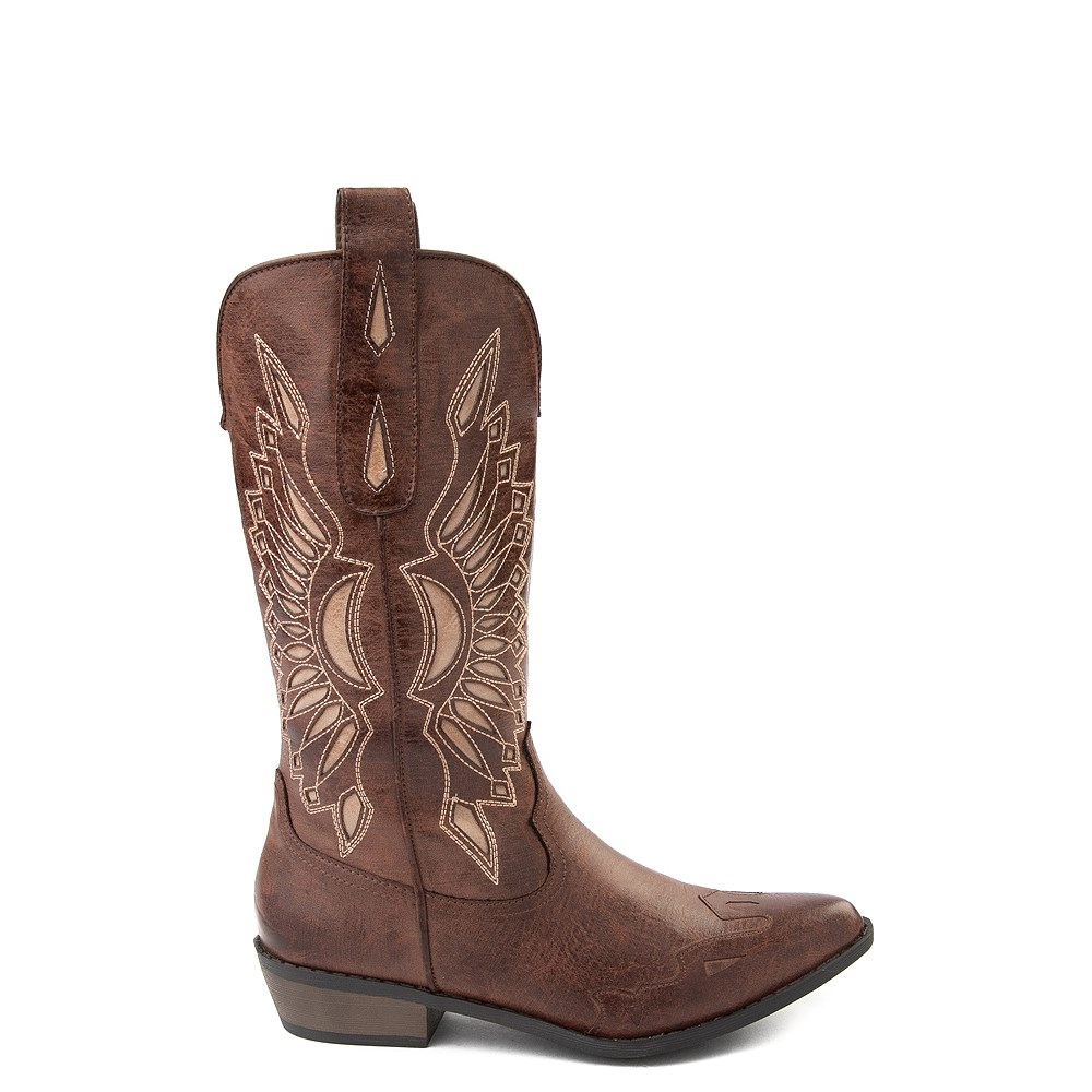 Womens Coconuts by Matisse Bandera Western Boot