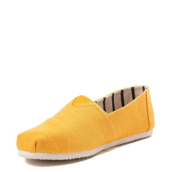 alternate image alternate view Mens TOMS Classic Slip On Casual ShoeALT3