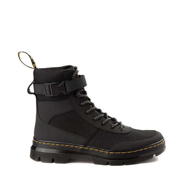 Main view of Dr. Martens Combs Tech Boot - Black