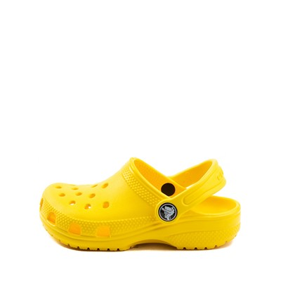 Alternate view of Crocs Classic Clog - Little Kid / Big Kid - Yellow