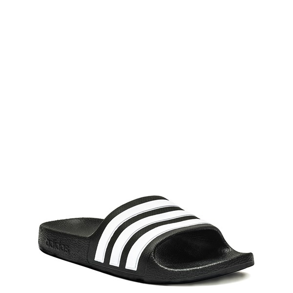alternate image alternate view adidas Adilette Shower Slide Sandal - Little Kid / Big KidALT5
