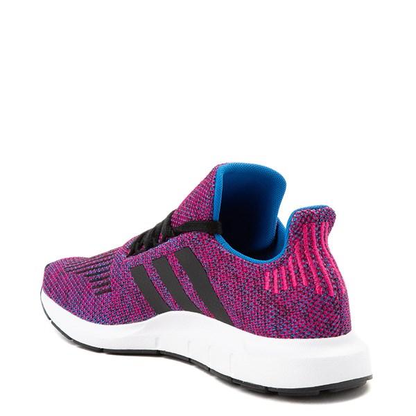 alternate image alternate view adidas Swift Run Athletic Shoe - Little KidALT2