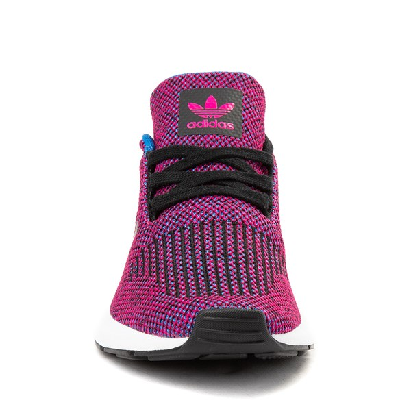 alternate image alternate view adidas Swift Run Athletic Shoe - Little KidALT4