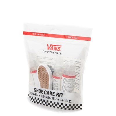 Main view of Vans Shoe Care Kit