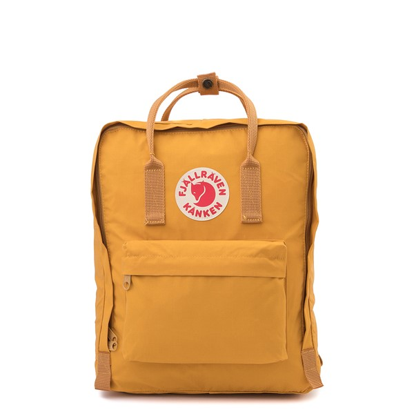 Main view of Fjallraven Kanken Backpack - Yellow