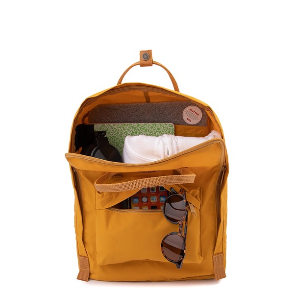 alternate image alternate view Fjallraven Kanken Backpack - YellowALT1