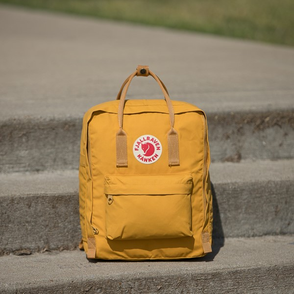 alternate image alternate view Fjallraven Kanken BackpackALT1BB