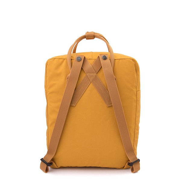 alternate image alternate view Fjallraven Kanken Backpack - YellowALT2
