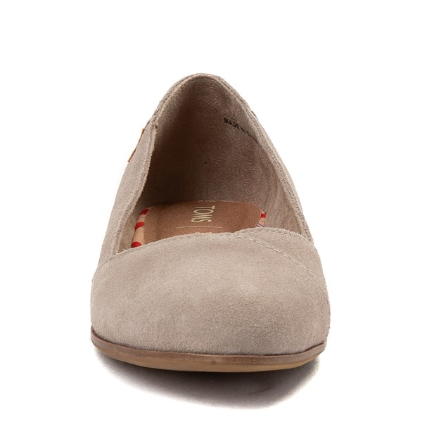alternate image alternate view Womens TOMS Julie FlatALT4
