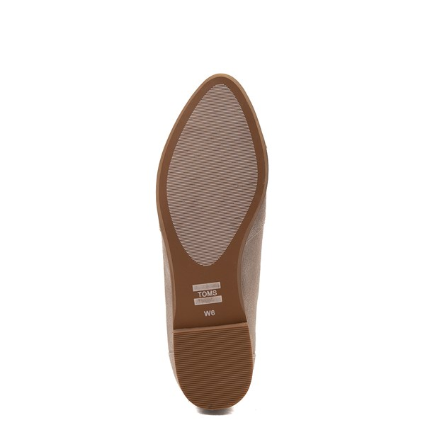 alternate image alternate view Womens TOMS Julie FlatALT5