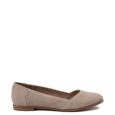 Main view of Womens TOMS Julie Flat