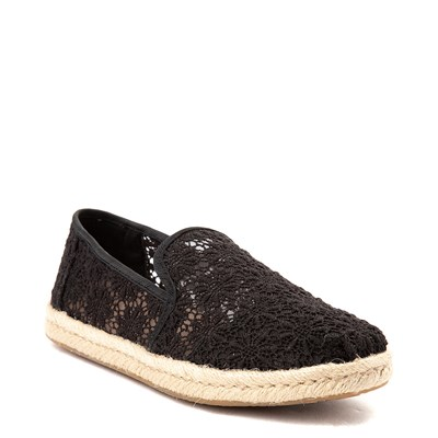 Alternate view of Womens TOMS Deconstructed Alpargata Slip On Casual Shoe