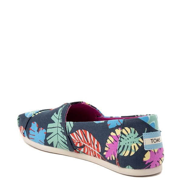 alternate image alternate view Womens TOMS Classic Slip On Casual ShoeALT2