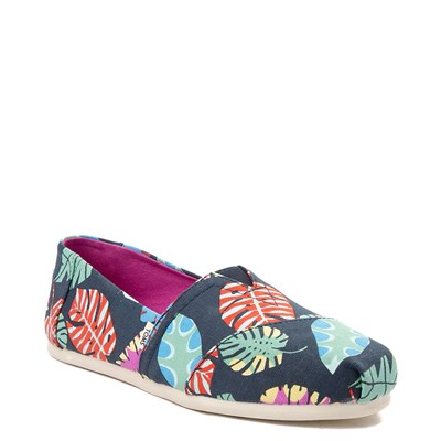 Alternate view of Womens TOMS Classic Slip On Casual Shoe