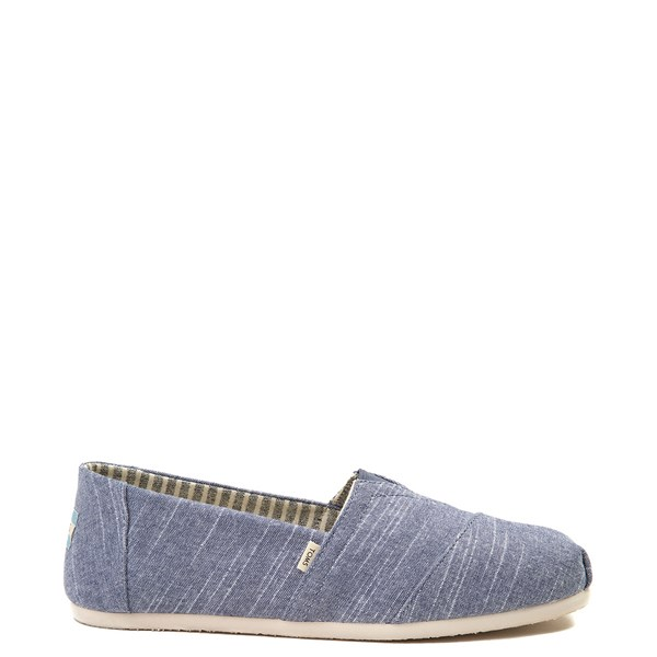 Mens TOMS Classic Slip On Casual Shoe