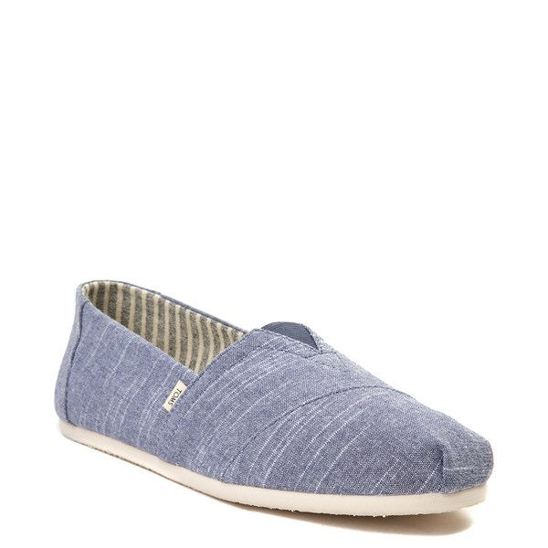 alternate image alternate view Mens TOMS Classic Slip On Casual ShoeALT1