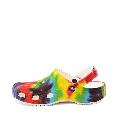 Alternate view of Crocs Tie Dye Classic Clog - Multi
