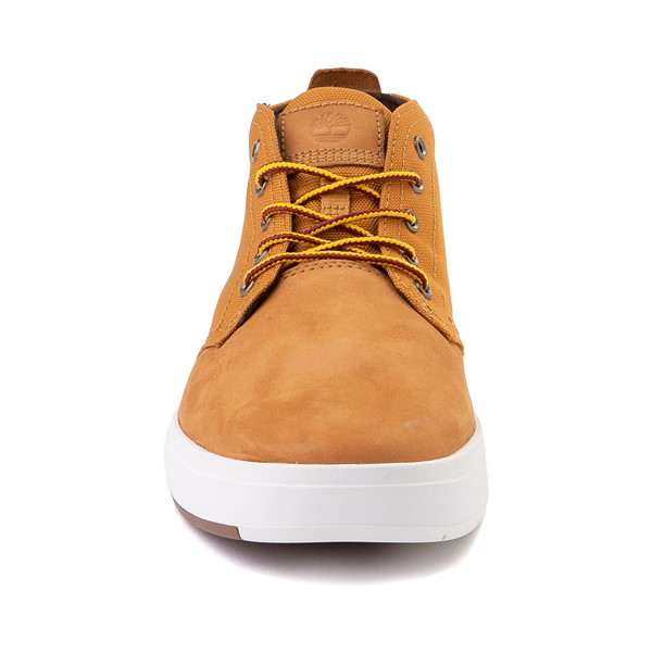 alternate image alternate view Mens Timberland Davis Square Chukka Boot - WheatALT4