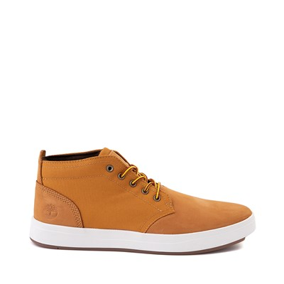 Main view of Mens Timberland Davis Square Chukka Boot - Wheat