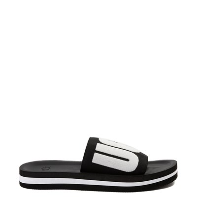 Main view of Womens UGG® Zuma Graphic Slide Sandal