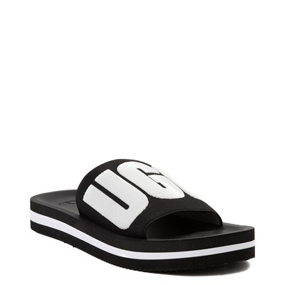 Alternate view of Womens UGG® Zuma Graphic Slide Sandal