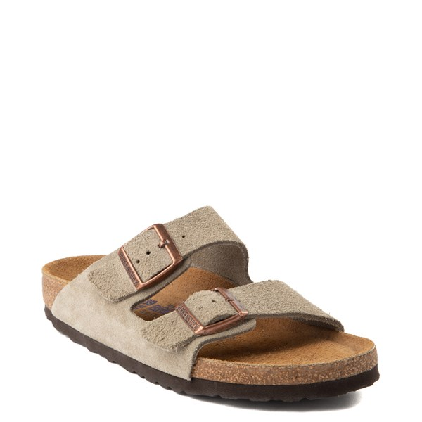 alternate image alternate view Womens Birkenstock Arizona Soft Footbed SandalALT1