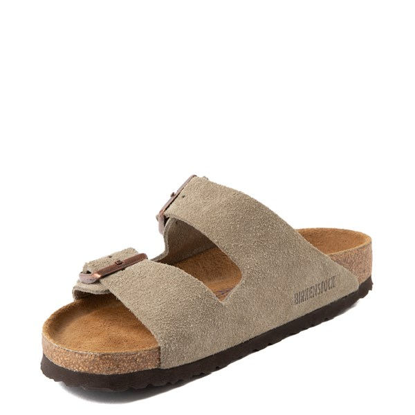 alternate image alternate view Womens Birkenstock Arizona Soft Footbed SandalALT3