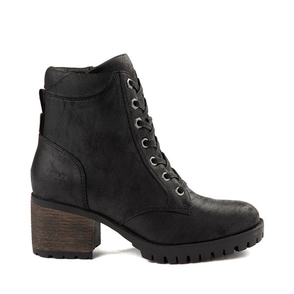 Main view of Womens Bullboxer Kelsey Ankle Boot - Black