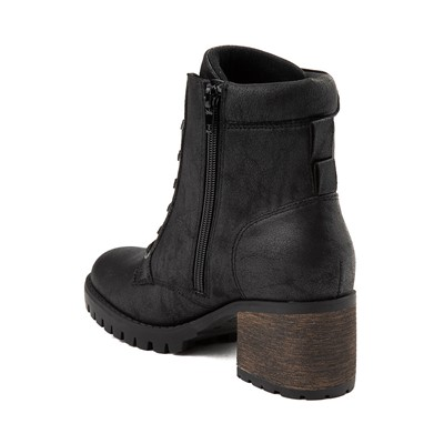 Alternate view of Womens Bullboxer Kelsey Ankle Boot - Black