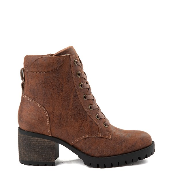 Womens Bullboxer Kelsey Ankle Boot - Tan