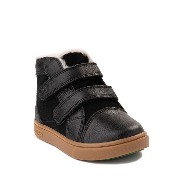 alternate image alternate view UGG® Rennon II Boot - Toddler / Little Kid - BlackALT5