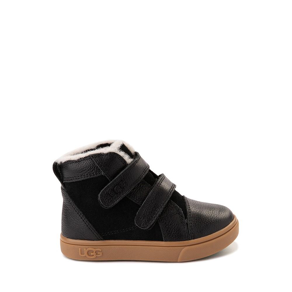 UGG® Rennon II Boot - Toddler / Little Kid - Black