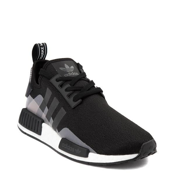alternate image alternate view Mens adidas NMD R1 Athletic ShoeALT1
