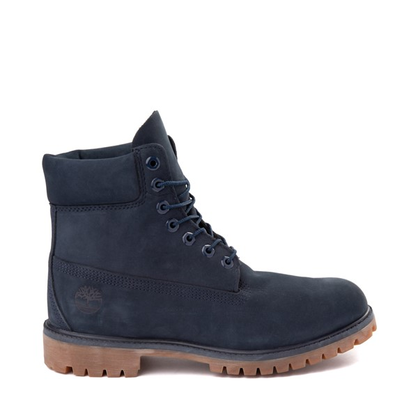 "Main view of Mens Timberland 6"" Classic Boot - Navy"