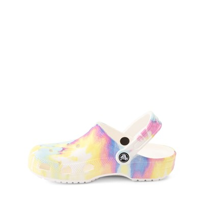 Alternate view of Crocs Classic Pastel Clog Sandal - Little Kid / Big Kid - Multi