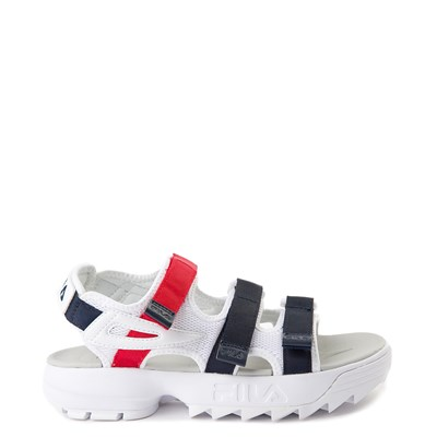 Main view of Womens Fila Disruptor Sandal