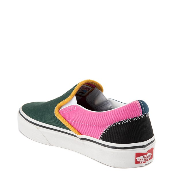 alternate image alternate view Vans Varsity Slip On Skate ShoeALT2