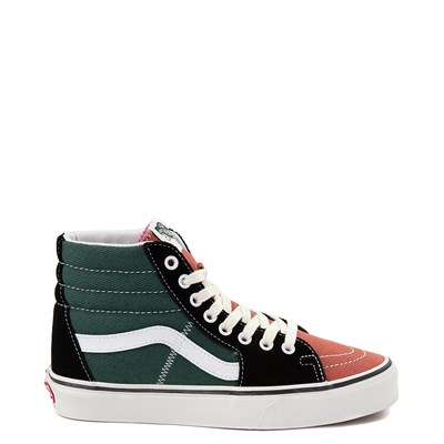 Main view of Vans Varsity Sk8 Hi Skate Shoe