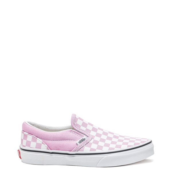 Vans Slip On Checkerboard Skate Shoe - Little Kid / Big Kid